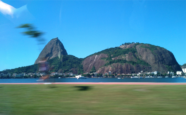 Picture 5 - Shooting past Sugarloaf