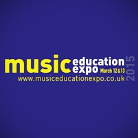 Text Graphic: Music Education Expo 2015 www.musiceducationexpo.co.uk