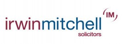 Logo for law firm Irwin Mitchell