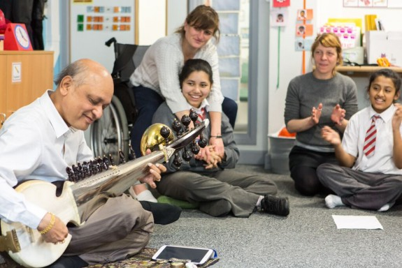 Kilele Tower Hamlets musical inclusion project