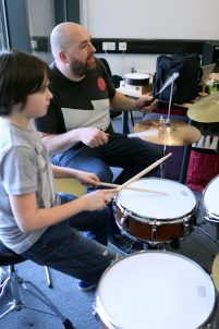 Absorbed By Sound Bristol inclusive music group