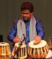 Yousuf Ali Khan Tabla Player performing live