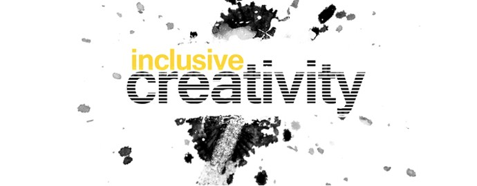 Image: Inclusive Creativity logo