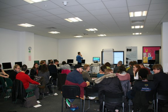 Full house for DM's Assessment & Accreditation Training Day at Resonate Hub