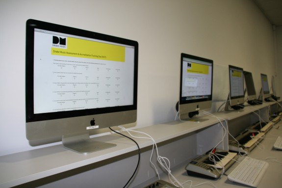 Online evaluation questionnaires