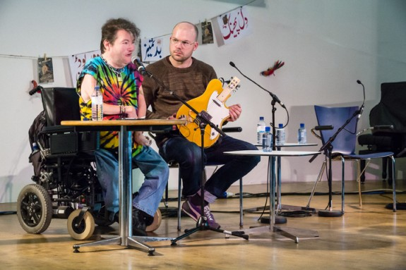 John-Kelly-and-Gawain-Hewitt-at-Southbank-Centre