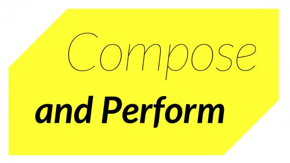 Compose & Perform Logo