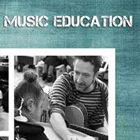 Cropped section of the front page of the Short Guide To Accessible Music Education