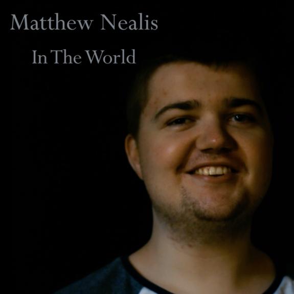 Album cover featuring Matthew smiling