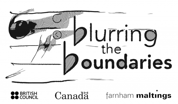 Blurring the Boundaries logo