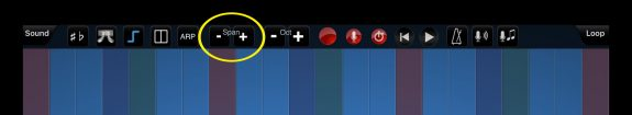 ThumbJam screen shot