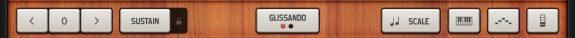 GarageBand menu screen grab