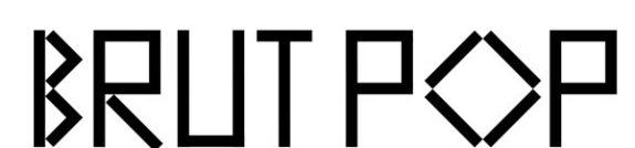 Brutpop logo